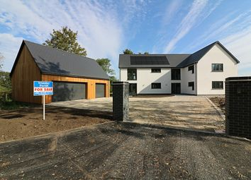 Thumbnail 4 bed detached house for sale in Church Farm Barns, Banham, Norwich