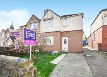 Thumbnail 3 bed semi-detached house for sale in Brinsworth Road, Rotherham