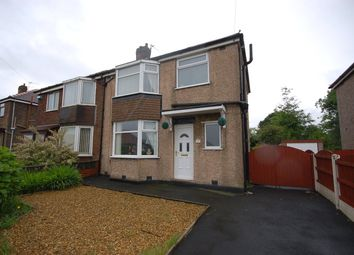Thumbnail 3 bed semi-detached house for sale in Old Bank Lane, Blackburn