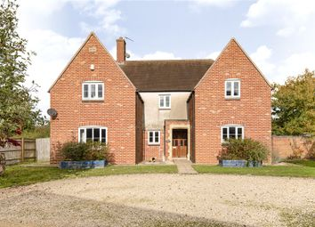 Thumbnail 5 bed detached house for sale in Ashbury, Oxfordshire