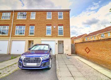 3 bed end terrace house for sale in Caspian Drive, Derby DE24