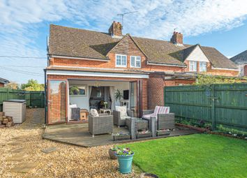 Thumbnail 2 bed end terrace house for sale in Lovedon Lane, Kings Worthy, Winchester