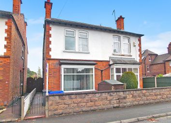 Thumbnail 4 bedroom semi-detached house for sale in Charlton Avenue, Long Eaton, Nottingham