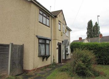Thumbnail 2 bedroom property to rent in Webster Road, Willenhall
