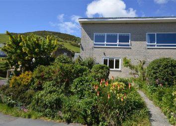 Thumbnail 3 bed semi-detached house for sale in Sunlea, 1B, Mynydd Isaf, Aberdyfi, Gwynedd