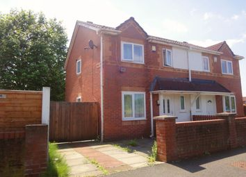 Thumbnail 3 bedroom semi-detached house for sale in West Park Street, Salford