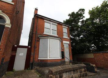 Thumbnail 1 bed flat for sale in Mount Carmel Street, Derby