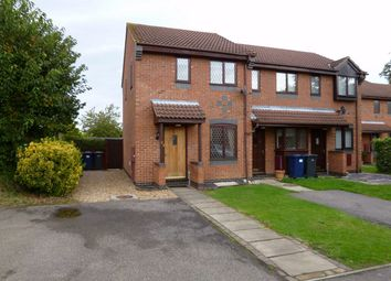 Thumbnail 2 bedroom end terrace house for sale in Eayre Court, St. Neots