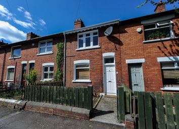 Thumbnail 3 bed terraced house for sale in Fane Street, Belfast