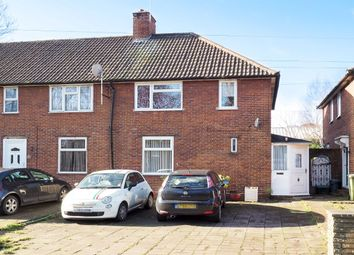 Thumbnail 3 bed semi-detached house for sale in Morden Hall Road, Morden