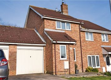 Thumbnail 2 bed semi-detached house for sale in Middle Ground, Royal Wootton Bassett