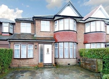Thumbnail 4 bed semi-detached house to rent in Wemborough Road, Stanmore