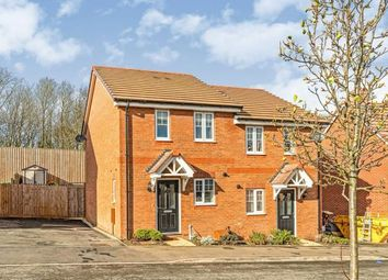 Thumbnail 2 bed semi-detached house for sale in Henderson Road, ., Warwick, Warwickshire