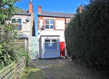 Thumbnail 2 bed terraced house for sale in Carlton Road, Nottingham