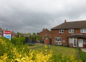 Thumbnail 3 bed semi-detached house for sale in Ash Road, Tipton