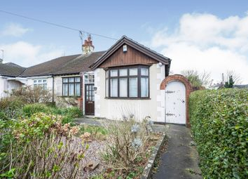 Thumbnail 2 bed bungalow for sale in Briscoe Drive, Moreton, Wirral
