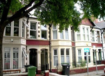 Thumbnail 1 bed flat to rent in Canada Road, Gabalfa, Cardiff