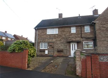 Thumbnail 3 bedroom semi-detached house for sale in Elm Tree Avenue, Shirebrook, Nottinghamshire