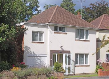 Thumbnail 4 bed detached house for sale in Bassett Dale, Southampton