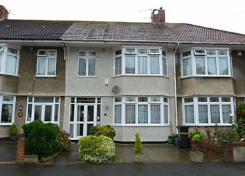 Thumbnail 3 bed terraced house to rent in Stoneleigh Crescent, Knowle, Bristol