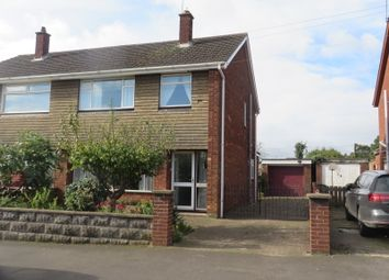 Thumbnail 3 bed semi-detached house to rent in Copse Road, Scunthorpe