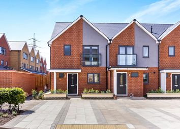 Thumbnail 3 bed property to rent in Springhead Parkway, Northfleet, Gravesend