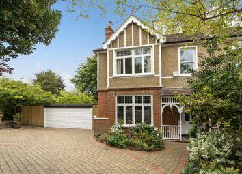 Thumbnail 5 bed semi-detached house for sale in Cottenham Park Road, London