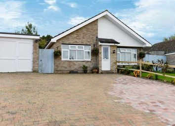 Thumbnail 3 bedroom detached bungalow for sale in Crane Furlong, Highworth, Wiltshire