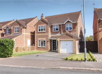 Thumbnail 4 bed detached house for sale in Henley Way, Ely
