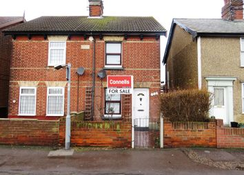 Thumbnail 2 bed semi-detached house to rent in Old Road, Clacton-On-Sea