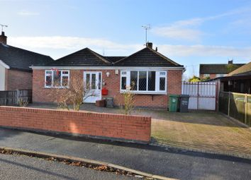 Thumbnail 3 bed bungalow for sale in Cleveland Road, Loughborough