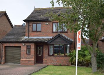 Thumbnail 4 bed detached house for sale in St. Barnabas Road, Barnetby