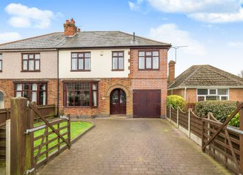 Thumbnail 4 bedroom semi-detached house for sale in Rugby Road, Binley Woods, Coventry