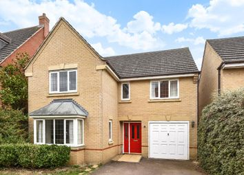 Thumbnail 4 bedroom detached house for sale in Trefoil Drive, Bure Park, Bicester