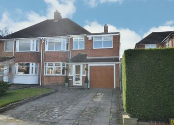 Witherford Croft, Solihull B91. 4 bed semi-detached house for sale