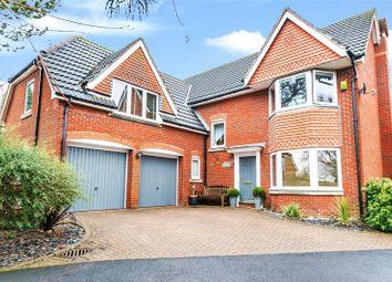 Thumbnail 4 bed detached house for sale in Elliott Gardens, Appley Bridge, Wigan