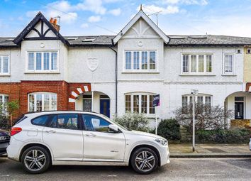 Thumbnail 3 bed terraced house for sale in Grena Gardens, Richmond
