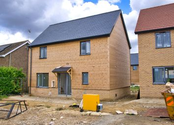 Thumbnail 2 bedroom detached house for sale in Hambrook Close, Great Whelnetham, Bury St. Edmunds