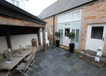 Thumbnail 2 bedroom barn conversion to rent in La Verte Rue, St. Mary, Jersey