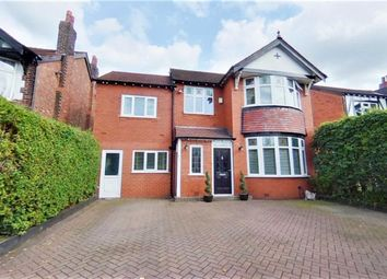Thumbnail 4 bed detached house for sale in Bramhall Lane, Davenport, Stockport