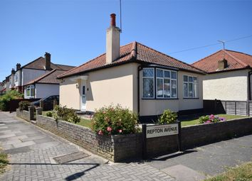 Thumbnail 2 bed detached bungalow for sale in Rugby Avenue, Wembley, Middlesex
