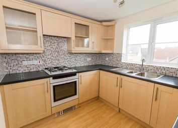 Thumbnail 3 bedroom town house to rent in Hanworth Close, Hamilton, Leicester