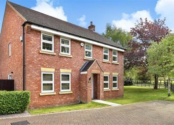 Thumbnail 4 bedroom detached house for sale in Cosford Close, Wroughton, Swindon