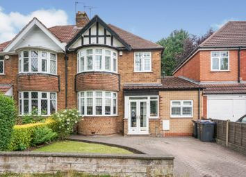 3 bed semi-detached house for sale in Wake Green Road, Birmingham B13