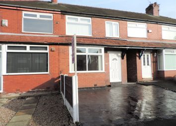 Thumbnail 2 bed town house for sale in 34 Kingston Avenue, Chadderton