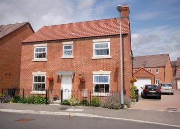Thumbnail 4 bed detached house for sale in Lossiemouth Road Kingsway, Quedgeley, Gloucester