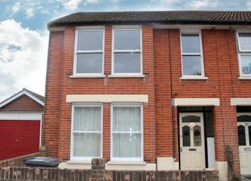 Thumbnail 3 bed semi-detached house to rent in Roundwood Road, Ipswich