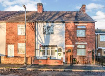 Thumbnail 3 bed terraced house for sale in Cemetery Road, Cannock