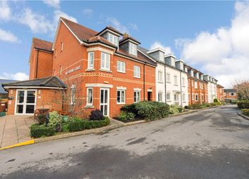 Thumbnail 1 bed flat for sale in Mottisfont Lodge, Alma Road, Romsey, Hampshire