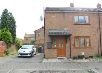 Thumbnail 2 bedroom semi-detached house for sale in Primrose Grove, Selby